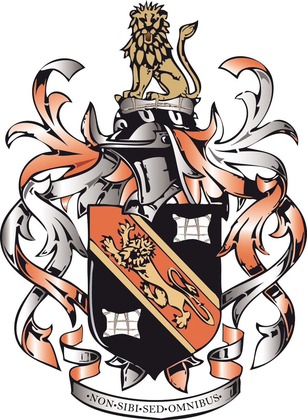 Royal Russell Crest