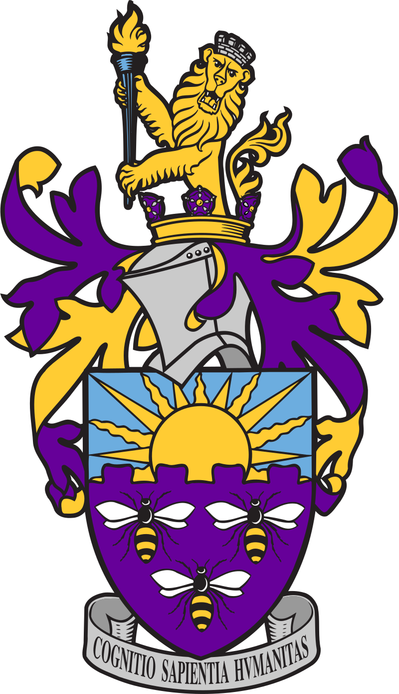 University of Manchester coat of arms